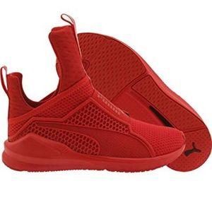 Puma x Fenty by Rihanna Women Trainer red size 5.5